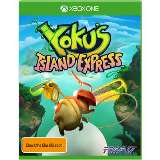 Team17 Software Yokus Island Express Xbox One Game