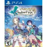 Tecmo Koei Atelier Firis The Alchemist and the Mysterious Journey PS4 Playstation 4 Game