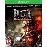 Tecmo Koei Attack On Titan Wings Of Freedom Xbox One Game