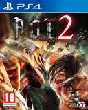 Tecmo Koei Attack on Titan 2 PS4 Playstation 4 Game