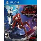 Tecmo Koei Deception IV The Nightmare Princess PS4 Playstation 4 Game