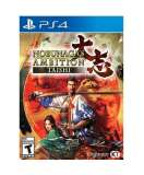 Tecmo Koei Nobunagas Ambition Taishi PS4 Playstation 4 Game