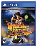 Telltale Games Back to the Future The Game 30th Anniversary Edition PS4 Playstation 4 Game