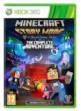 Telltale Games Minecraft Story Mode The Complete Adventure Xbox 360 Game