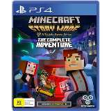 Telltale Games Minecraft Story Mode The Complete Adventure PS4 Playstation 4 Game
