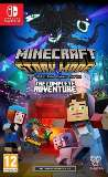 Telltale Games Minecraft Story Mode Nintendo Switch Game