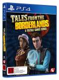 Telltale Games Tales From The Borderlands PS4 Playstation 4 Games
