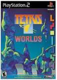 THQ Tetris Worlds PS2 Playstation 2 Game