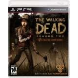 Telltale Games The Walking Dead Season Two PS3 Playstation 3 Game
