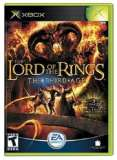 Electronic Arts The Lord of the Rings The Third Age Xbox Game