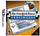 Majesco The New York Times Crosswords Nintendo DS Game