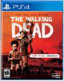 Telltale Games The Walking Dead The Final Season PS4 Playstation 4 Game