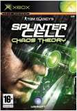 Ubisoft Tom Clancys Splinter Cell Chaos Theory Xbox Game