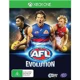 Tru Blu Entertainment AFL Evolution Xbox One Game