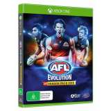 Tru Blu Entertainment AFL Evolution Plus Season Pack 2018 Xbox One Game