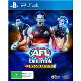 Tru Blu Entertainment AFL Evolution Plus Season Pack 2018 PS4 Playstation 4 Game