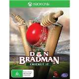 Tru Blu Entertainment Don Bradman Cricket 17 Xbox One Game
