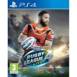 Tru Blu Entertainment Rugby League Live 4 PS4 Playstation 4 Game