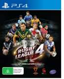 Tru Blu Entertainment Rugby League Live 4 World Cup Edition PS4 Playstation 4 Game