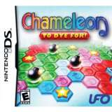UFO Chameleon To Dye For Nintendo DS Game