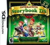 UFO Interactive Storybook Series 3 Nintendo DS Game