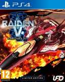 UFO Raiden V Directors Cut Limited Edition PS4 Playstation 4 Game