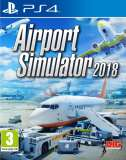 UIG Entertainment Airport Simulator 2018 PS4 Playstation 4 Game