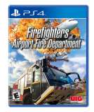 UIG Entertainment Firefighters Airport Fire Department PS4 Playstation 4 Game