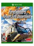 UIG Entertainment Firefighters Airport Fire Department The Simulation Xbox One Game