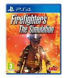 UIG Entertainment Firefighters The Simulation PS4 Playstation 4 Game