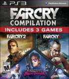 Ubisoft Far Cry Compilation PS3 Playstation 3 Game