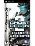 Ubisoft Ghost Recon Advanced Warfighter 2 PSP Game