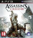 Ubisoft Assassins Creed 3 PS3 Playstation 3 Game