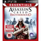 Ubisoft Assassins Creed Brotherhood Essentials PS3 Playstation 3 Game