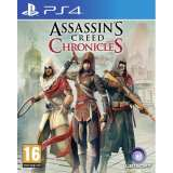 Ubisoft Assassins Creed Chronicles Trilogy PS4 Playstation 4 Game