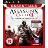 Ubisoft Assassins Creed II Game Of The Year Essentials PS3 Playstation 3 Game