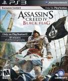 Ubisoft Assassins Creed IV Black Flag PS3 Playstation 3 Game
