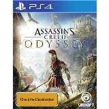 Ubisoft Assassins Creed Odyssey PS4 Playstation 4 Game