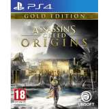 Ubisoft Assassin's Creed Origins Gold Edition PS4 Playstation 4 Game