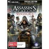 Ubisoft Assassins Creed Syndicate Special Edition PC Game