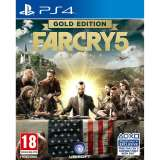 Ubisoft Far Cry 5 Gold Edition PS4 Playstation 4 Game