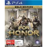 Ubisoft For Honor Gold Edition PS4 Playstation 4 Game