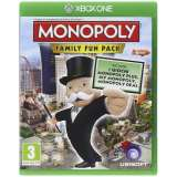 Ubisoft Hasbro Monopoly Family Fun Pack Xbox One Game