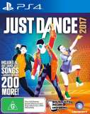 Ubisoft Just Dance 2017 PS4 Playstation 4 Game