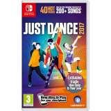 Ubisoft Just Dance 2017 Nintendo Switch Game