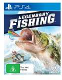Ubisoft Legendary Fishing PS4 Playstation 4 Game