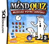 Ubisoft Mind Quiz Your Brain Coach Nintendo DS Game