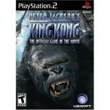 Ubisoft Peter Jacksons King Kong PS2 Playstation 2 Game