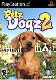 Ubisoft Petz Dogz 2 PS2 Playstation 2 Game