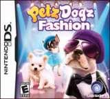 Ubisoft Petz Dogz Fashion Nintendo DS Game
